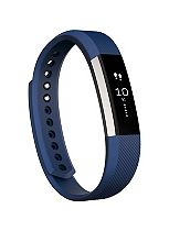 Fitbit Alta Fitness Wristband Classic Accessory Band - Blue (Large)