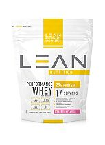 Lean Nutrition Performance Whey Protein - Strawberry 960g