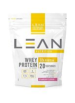 Lean Nutrition Whey Protein Strawberry Flavour - 1kg