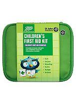 Boots Pharmaceuticals St John Ambulance Children's First Aid Kit