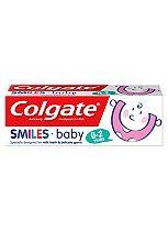 Colgate Smiles Kids 0-2 Years Toothpaste 50ml