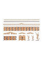Yves Saint Laurent Couture Skin Tattoos Summer 16