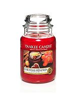 Yankee Christmas Memories Large Jar Candle