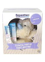 Bepanthen Gift Box Nappy Oitment 30g with Dinosaur Cuddly Toy