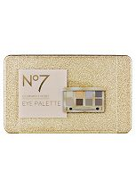 No7 Glamorous Nudes Eye Palette