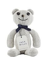 Jack Wills Knitted Teddy Bear