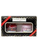 YANKEE CANDLE® CHRISTMAS 2 SMALL JAR CANDLE GIFT SET