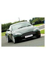 James Bond Double Car Experience - DB9 & V8 Vantage