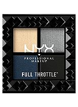 NYX PROFESSIONAL MAKEUP Full Throttle Shadow Palette - Haywire