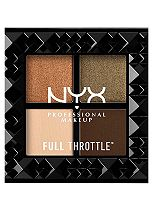 NYX PROFESSIONAL MAKEUP Full Throttle Shadow Palette - Easy On The Eyes