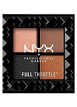 NYX PROFESSIONAL MAKEUP Full Throttle Shadow Palette - Take Over Control