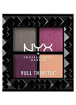 NYX PROFESSIONAL MAKEUP Full Throttle Shadow Palette - Bossy
