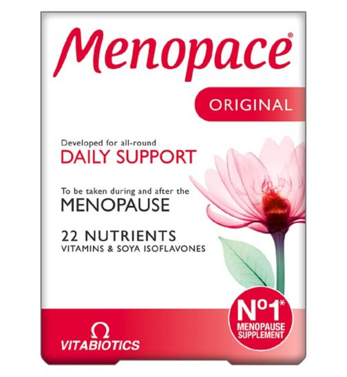 Menopace Original - 90 tablets