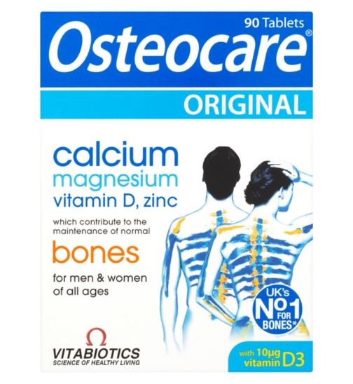Vitabiotics Osteocare - 90 Tablets