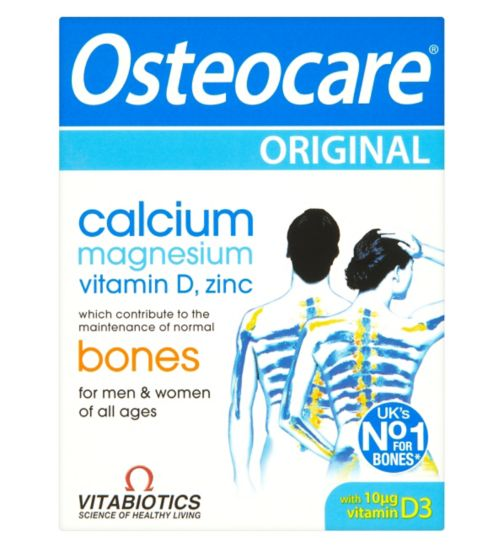Vitabiotics Osteocare - 30 Tablets