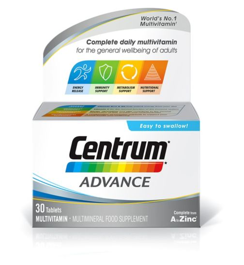 Centrum Advance - 30 Tablets