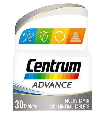 Centrum Advance- 30 Tablets