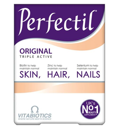 Vitabiotics Perfectil Triple Active - 30 Tablets