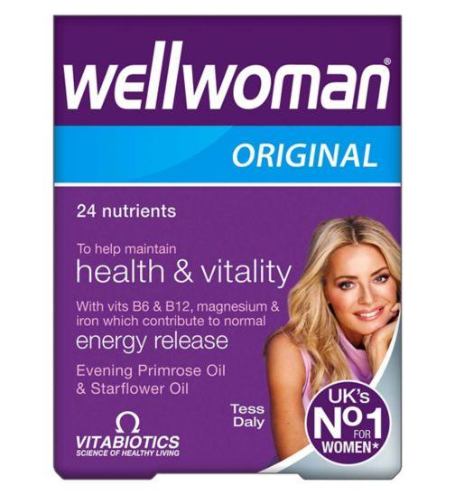 Wellwoman Original - 30 Capsules
