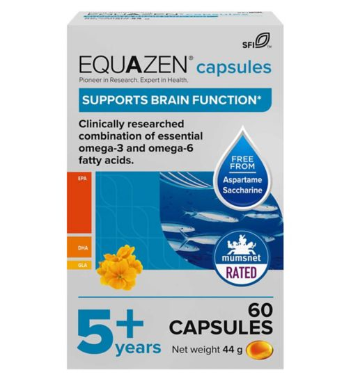 Equazen Family Capsules - 60 capsules