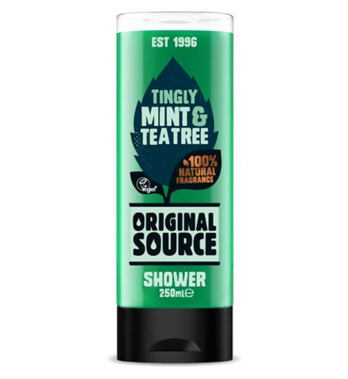 Original Source Mint & Tea Tree Shower 250ml