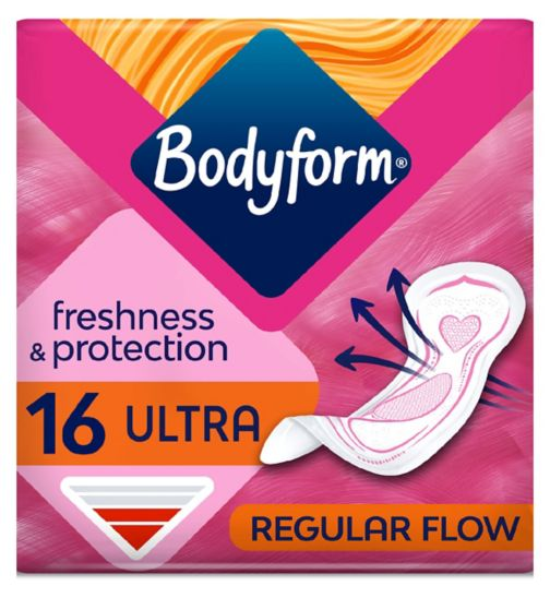 Bodyform Ultra Towels Normal x16