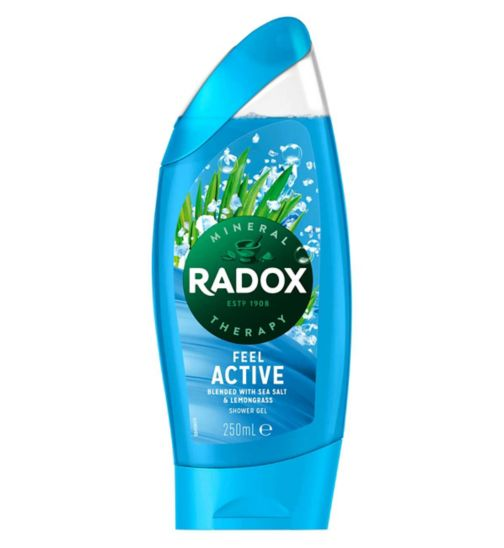 <p>Radox Feel Active Shower Gel 250ml</p>