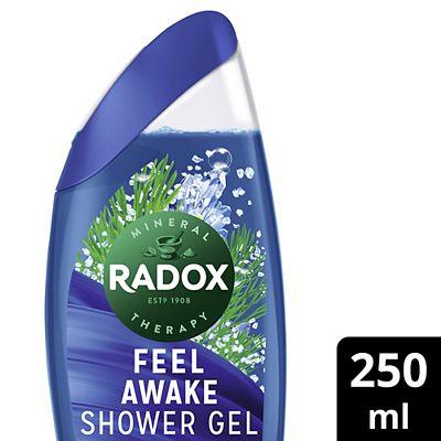 Radox 2in1 Shower Gel Feel Awake for Men 250ml