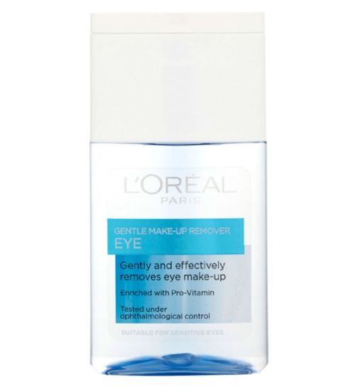 L'Oreal Paris Gentle Make-Up Remover Eye