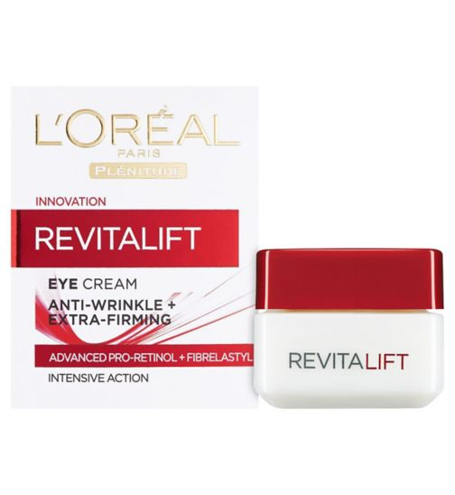 L'Oreal Paris Revitalift Anti Wrinkle Eye Cream 15ml