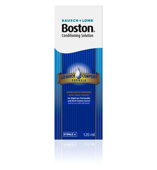 Bausch & Lomb Boston Advance Formula Conditioning Solution - 120ml