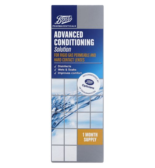 Boots Advanced Conditioning Solution (1 Month Supply) - 120ml