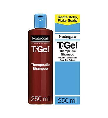 Neutrogena?« T/Gel?« Therapeutic Shampoo 250ml