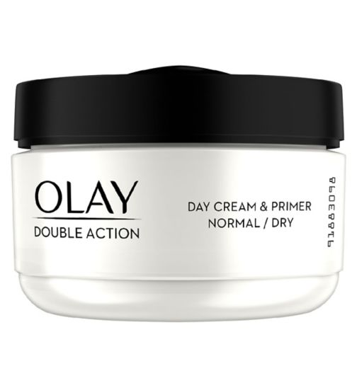 Olay Double Action Moisturiser Day Cream & Primer 50ml