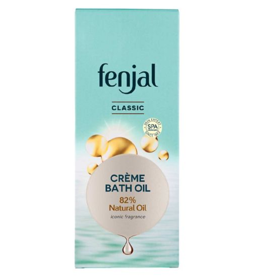 Fenjal Classic Luxury Creme Bath Oil