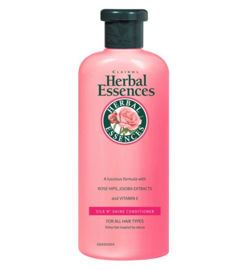 Herbal Essences Classics Conditioner Silk n' Shine 400ml