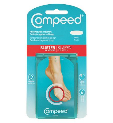 Compeed Blister Hydrocolloid - Small - 6 Pack