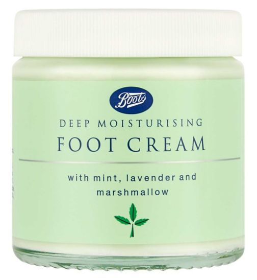 Boots Deep Moisturising Foot Cream - 100ml