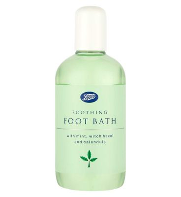 boots foot care