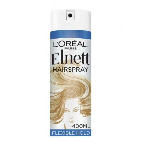 L'Oreal Elnett Flexible Hold Hairspray 400ml