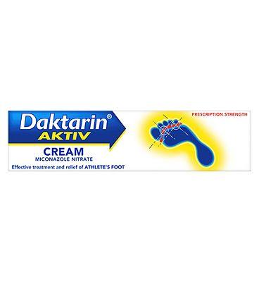 Daktarin Athlete's Foot Cream - 30g