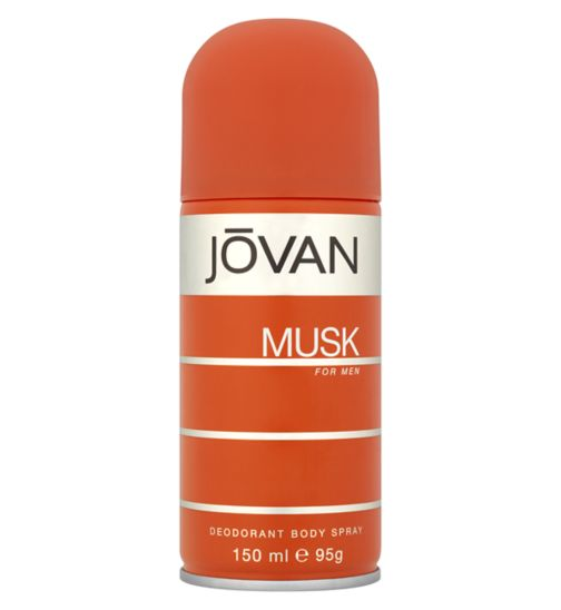 Jovan Deodorant Body Spray 150ml