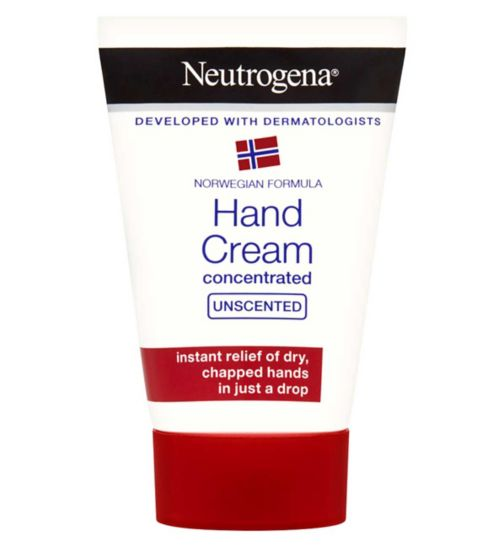 Neutrogena Norwegian Formula Concentrated Hand Cream Unscented 50ml