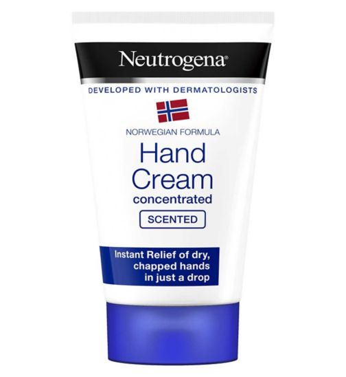 Neutrogena Norwegian Formula Concentrated Hand Cream 50ml