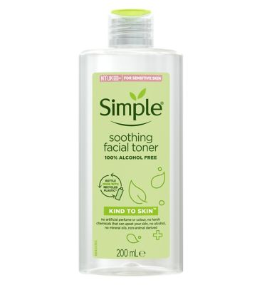 Image result for simple soothing facial toner