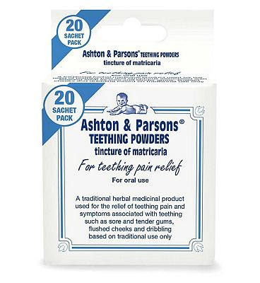 Ashton & Parsons Infants' Powders - 20 Sachets