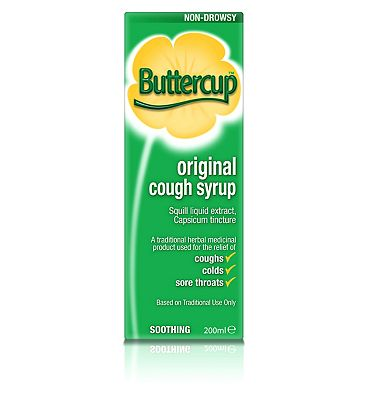 Buttercup Original Cough Syrup - 200ml