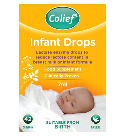 Colief Infant Drops - 7ml