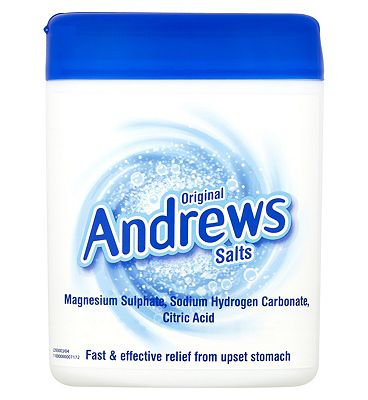 Andrews Original Salts 250g