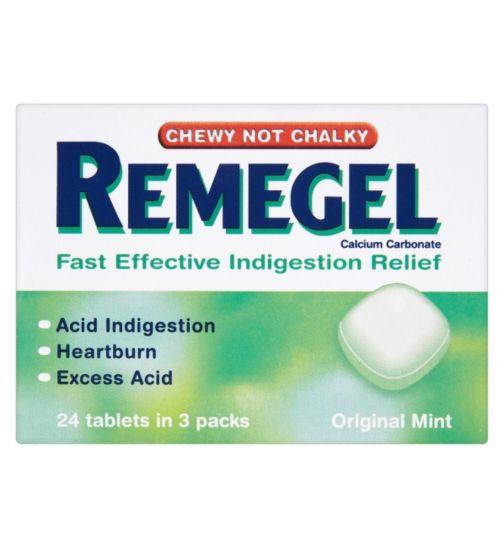 Remegel - 24 tablets